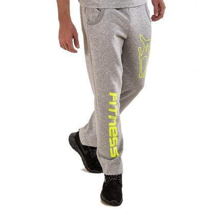 Amnig Men Sport Fitness Sweatpants
