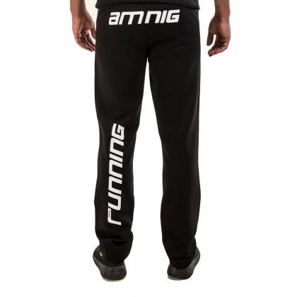Amnig Men Sport Running Sweatpants