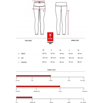 Amnig Women Active Legging